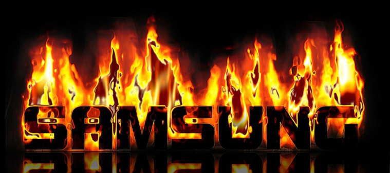Pau : Un téléphone Samsung prend feu avant d'exploser
