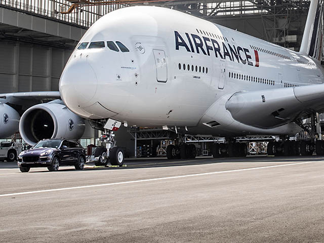 DR Air France via Air Journal