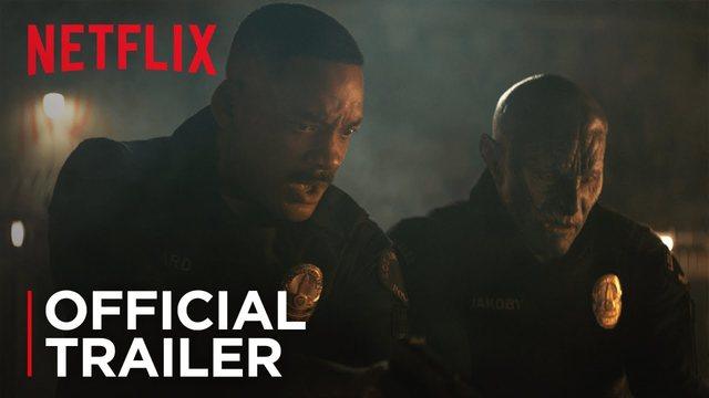 Bright : Bande-annonce du film Netflix avec Will Smith