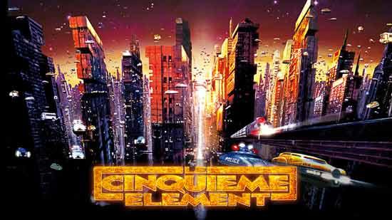 DR affiche du CInquième Element - Europacorp