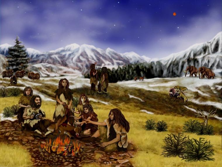 L'Homme de Néandertal aurait disparu même sans l'Homo Sapiens