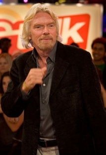 Richard Branson - Crédit photo : Richard Burdett