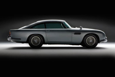 Aston Martin DB5 de 1964