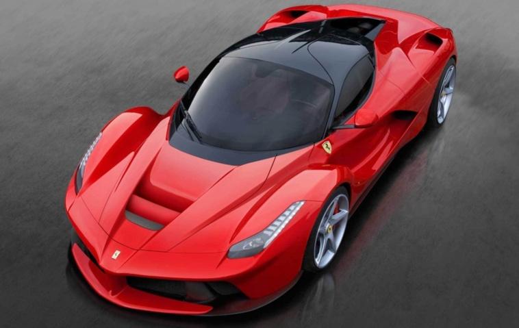 (Crédit : Ferrari.com)