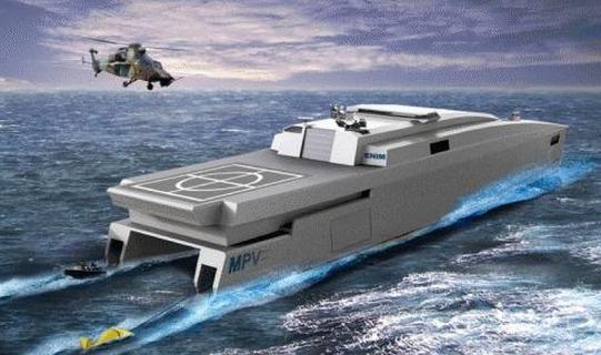 Le L-CAT, développé par CNIM