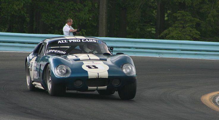 AC Cobra Daytona : du rêve à la réalité