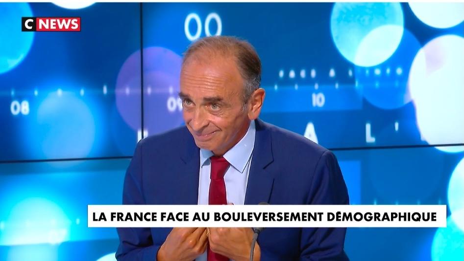 Présidentielle : Zemmour, candidat quasi déclaré le jour de son anniversaire ?