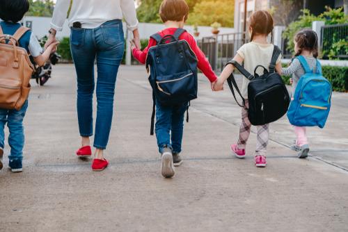 Les écoles parisiennes comptent 6.000 élèves de moins cette année