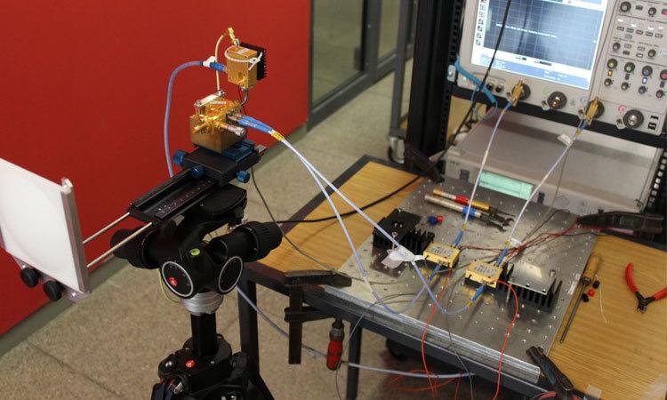Des chercheurs allemands mettent au point un Wi-fi à 100 Gb/s