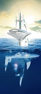 « SeaOrbiter », l'observatoire marin du futur
