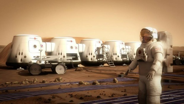 1 000 candidats retenus pour un voyage téléréalité sans retour sur Mars