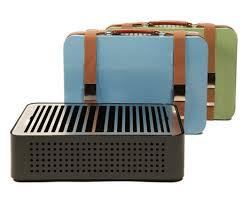 "Barbecue portable ""Mon Oncle"""