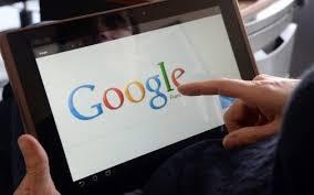 La tablette 3D de Google