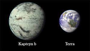 Kapteyn b, la nouvelle planète