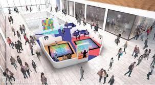 Et le centre commercial du futur sera…connecté