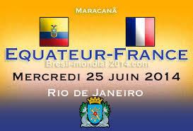 France-Équateur : deux stratégies, puissance ou vitesse
