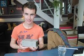 Un jeune nantais imagine un réveil olfactif qui séduit Google