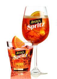Cocktail, la Blitzspritz