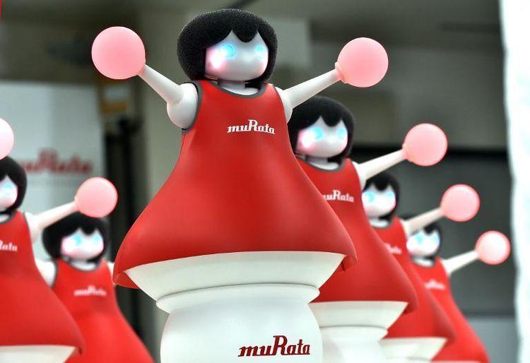 Robots Murata