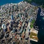 Vancouver : cap vert