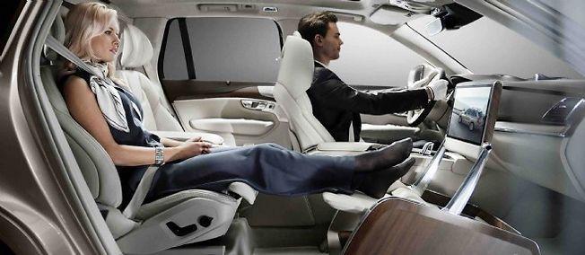 Volvo : plus d'espace pour plus de luxe