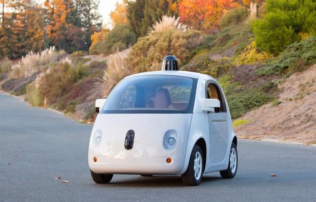 Une Google Car
