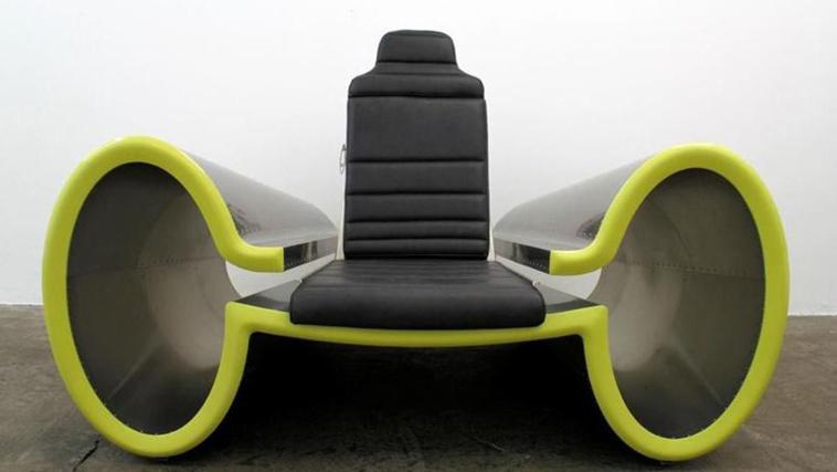 Le fauteuil avion