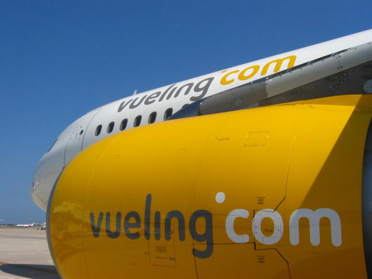 La compagnie Vueling menacée de sanctions pour annulations de vols