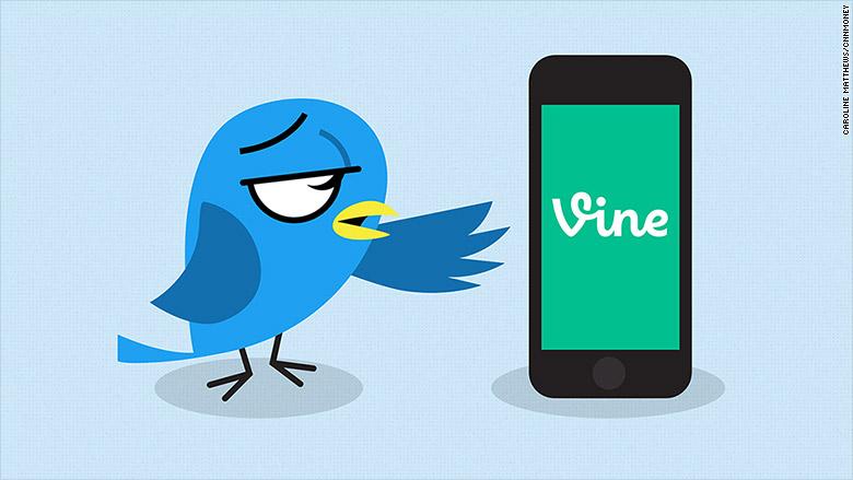 Décidément bref, Vine va être fermé par Twitter qui l'avait achetée en 2013