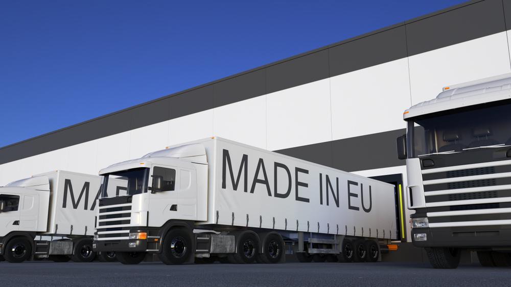 États-Unis : des taxes sur de nombreux produits européens