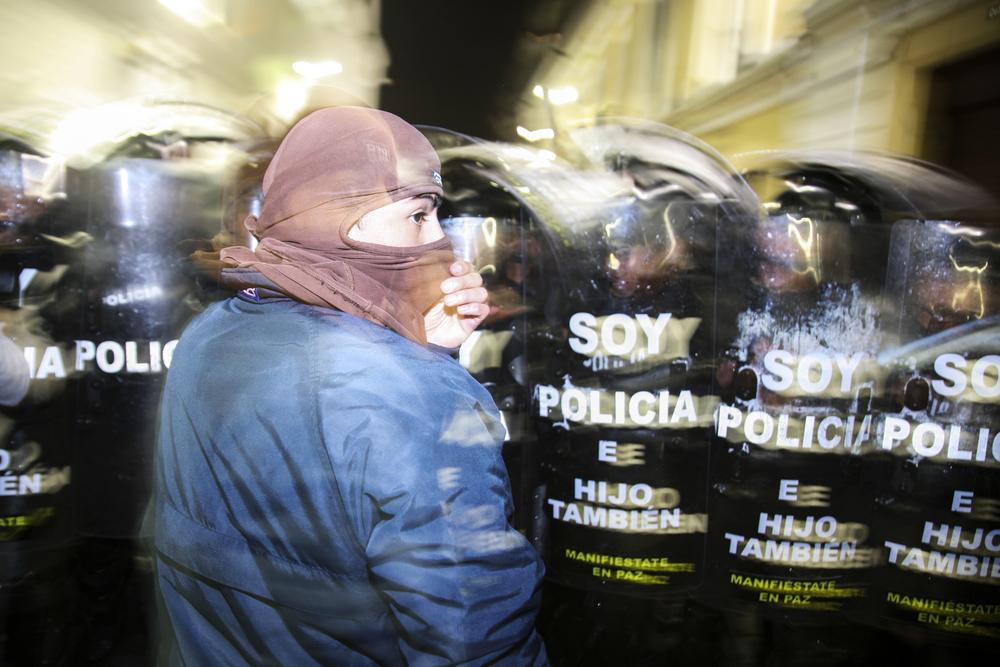 Équateur : l'état d'urgence décrété après de violentes manifestations