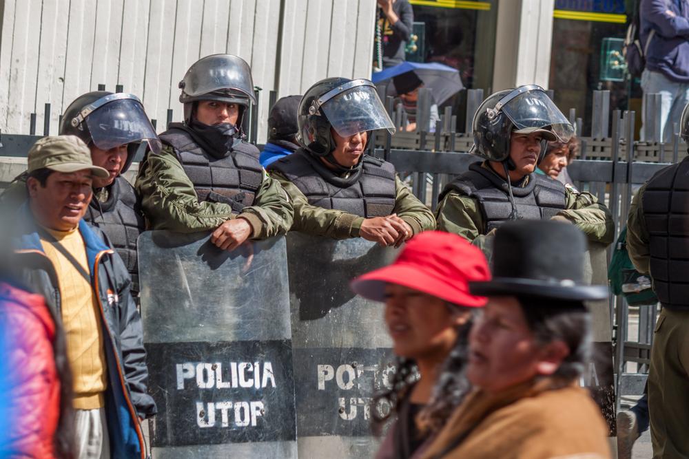 Bolivie : la grève générale débute face à la probable réélection d'Evo Morales