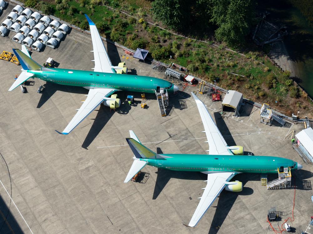 Boeing : une cinquantaine d'avions immobilisés en raison de fissures