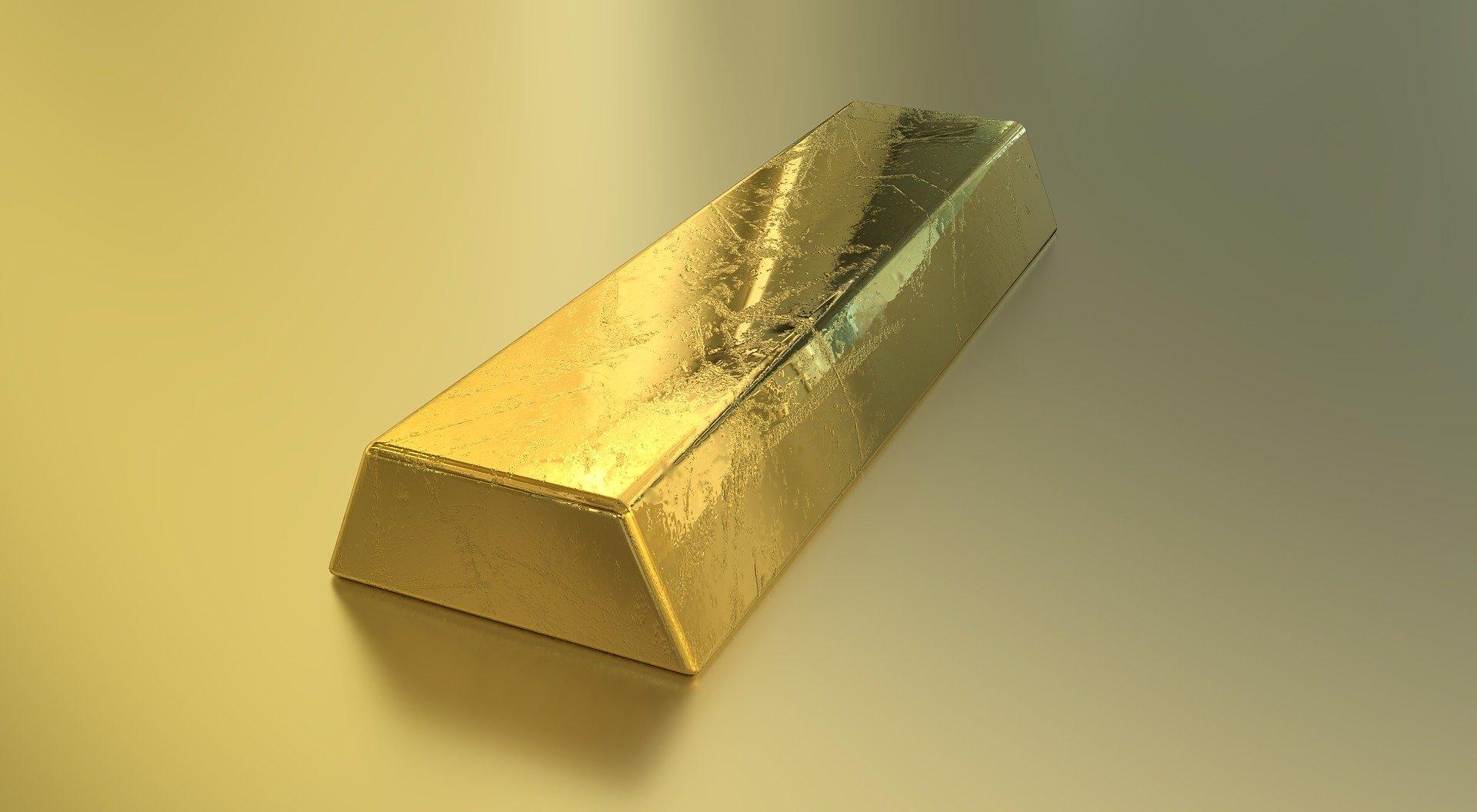Le prix de l'or dépasse 2.000 dollars l'once pour la première fois