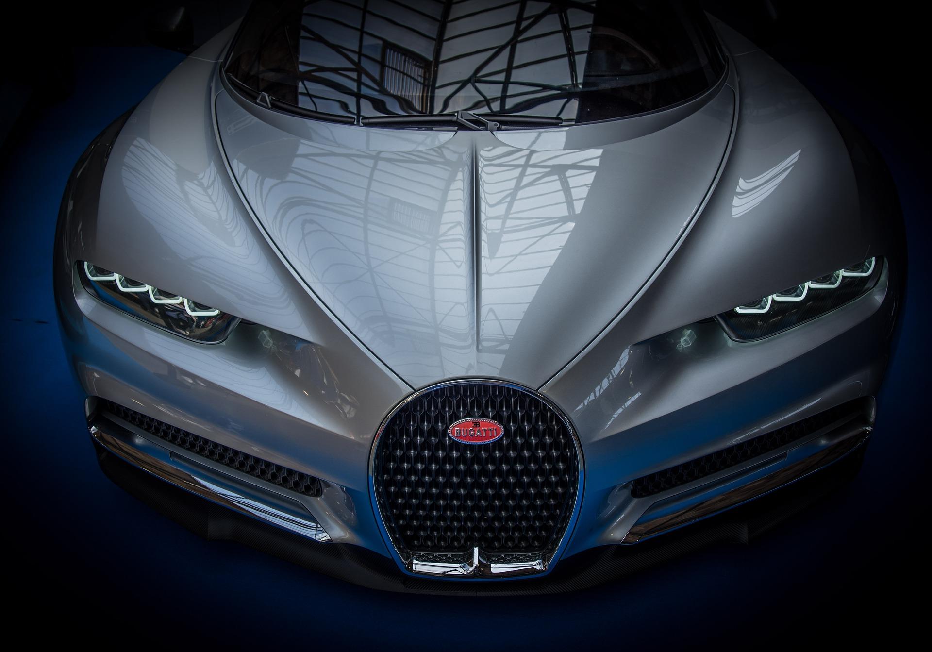 Bugatti vendue par Volkswagen à Rimac Automobili ?