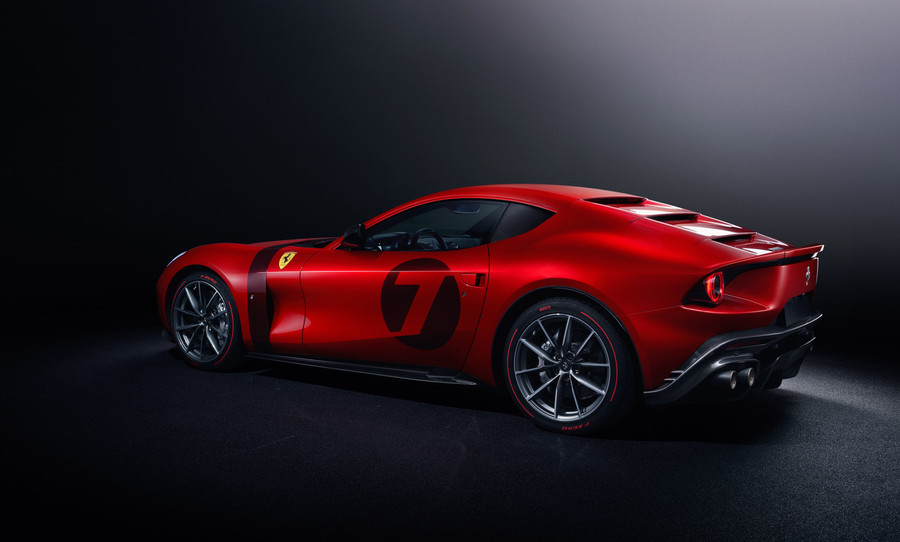 DR Magazine officiel Ferrari