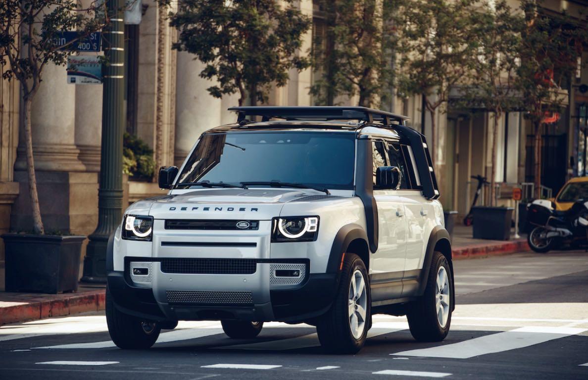 Land Rover Defender, le retour de la légende
