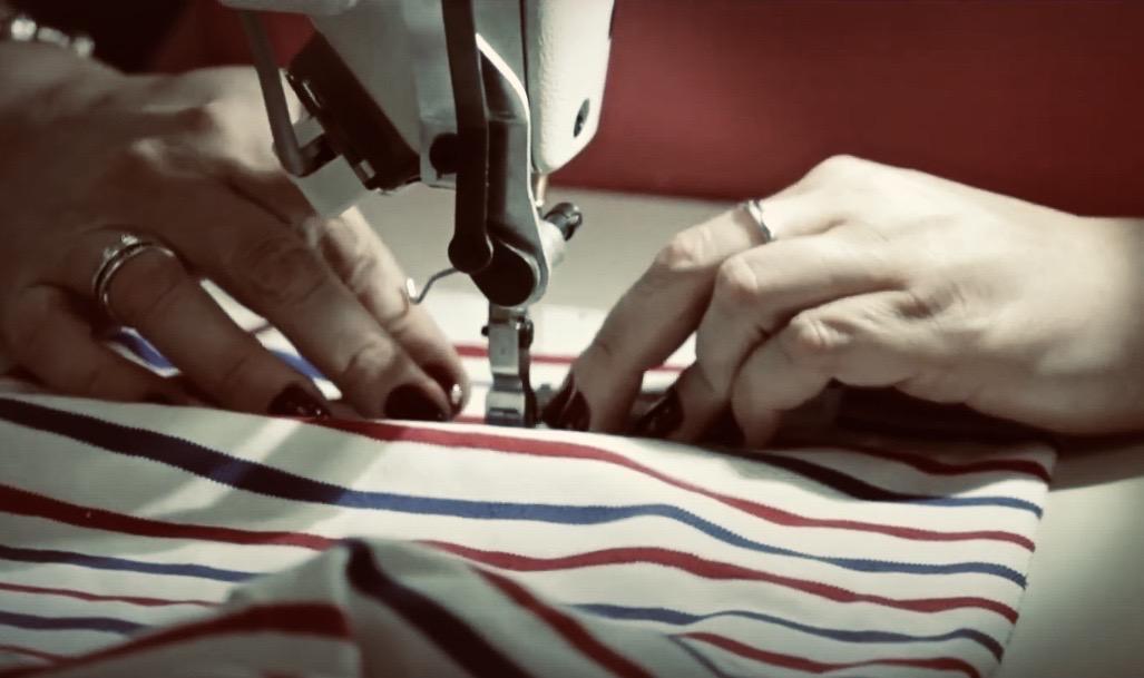 """Pour conjurer les excès de la """"fast fashion"""", Christophe de Villeblanche prone un artisanat français de qualité."""