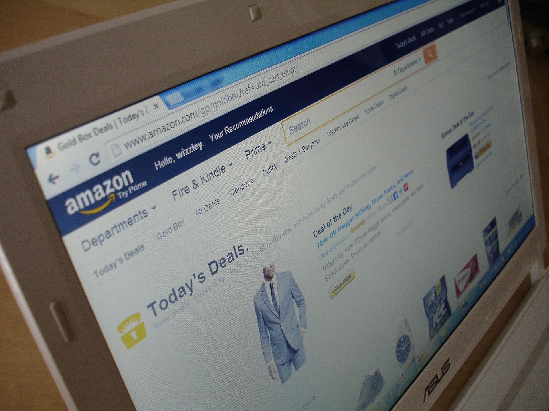 Un magasin Amazon Go ouvert à Londres