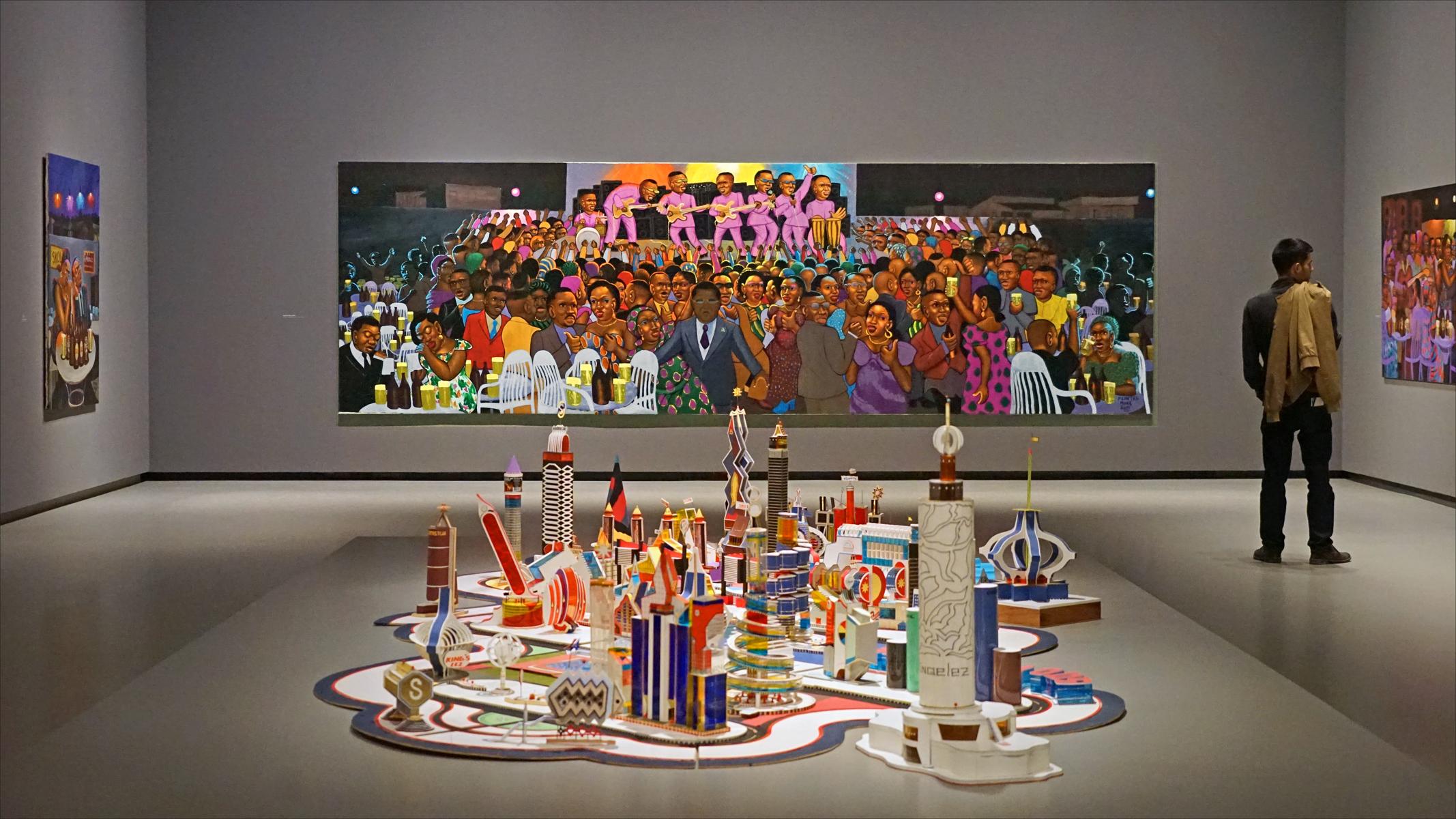 L'art africain contemporain : constantes et perspectives