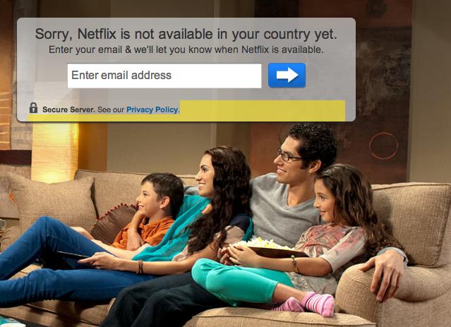Netflix pourrait ouvrir en France en septembre