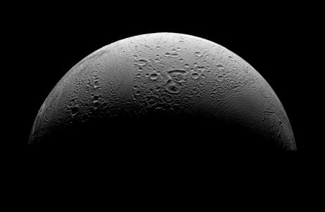 Forme de vie extraterrestre possible sur une lune de Saturne