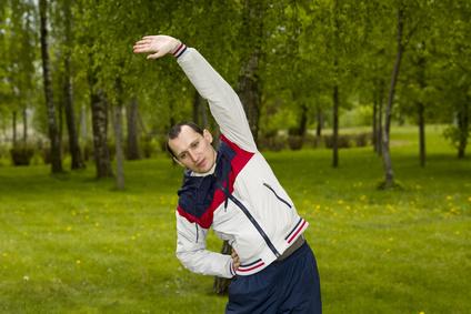 C'est au Bois de Boulogne que nous avons rencontré Albéric. Depuis deux mois, il a retrouvé le plaisir de courir.