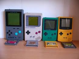 Les premières Game Boy