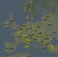 FlightRadar répond à la peur du crash