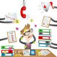 Petites entreprises, moins de stress ?