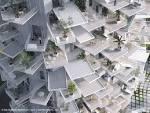 Architecture : l'arbre à pain de Sou Fujimoto & co