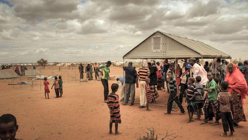 Ikea : des maisons en kit pour les réfugiés