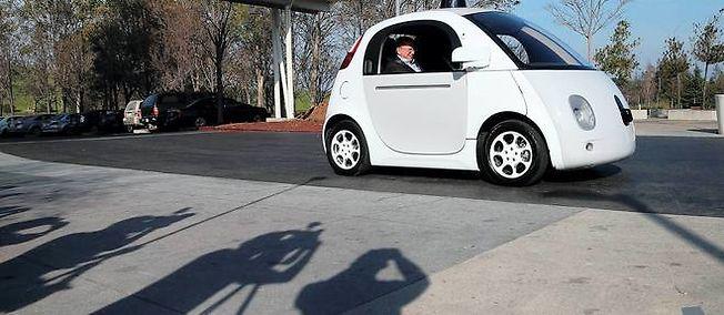 Google Car : se déplacer « Uber » ?