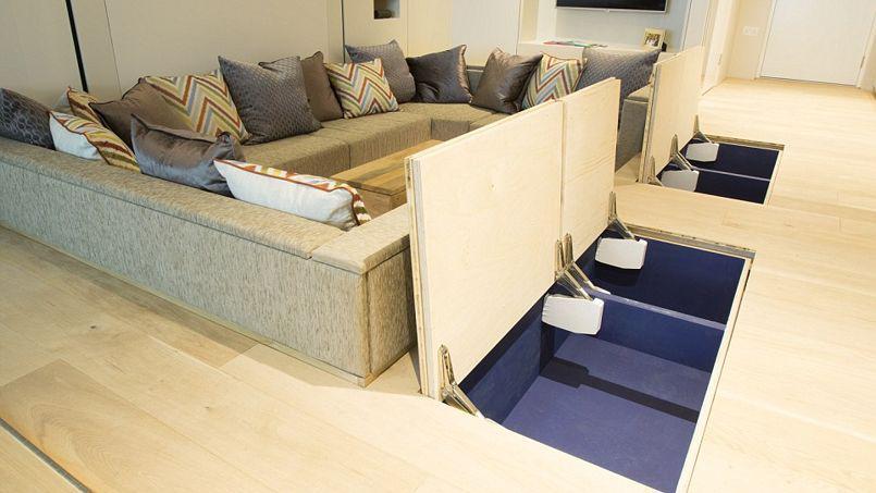 Appartement Japonais Modulable